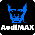 Audimax logo