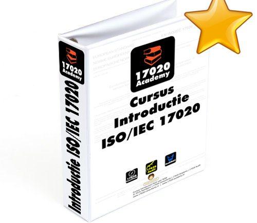 Cursusmap Introductie ISO/IEC 17020